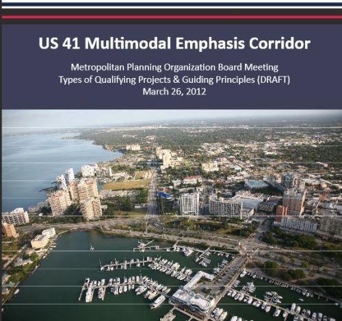 MPO US41 Multimolal Corridor graphic